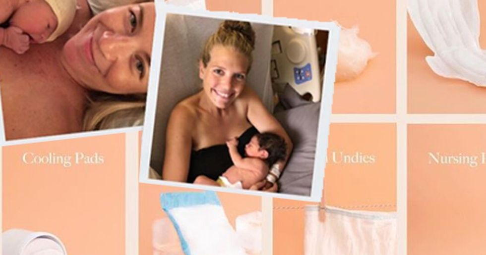 This taboo-breaking new company finally gives new mothers what they REALLY need after childbirth. Moms are loving it.