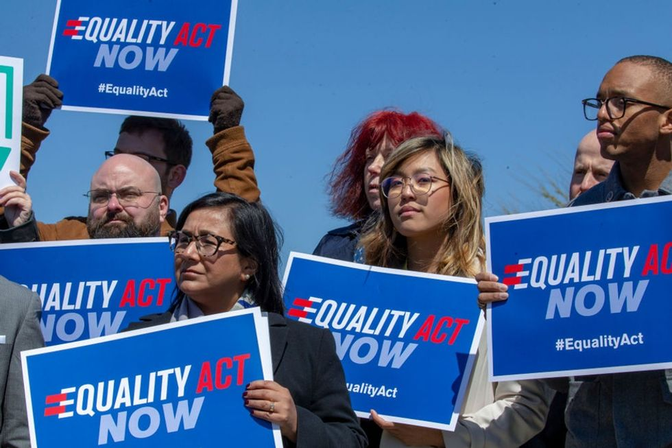 Congress just passed a historic LGBT rights bill. And it's only the beginning.