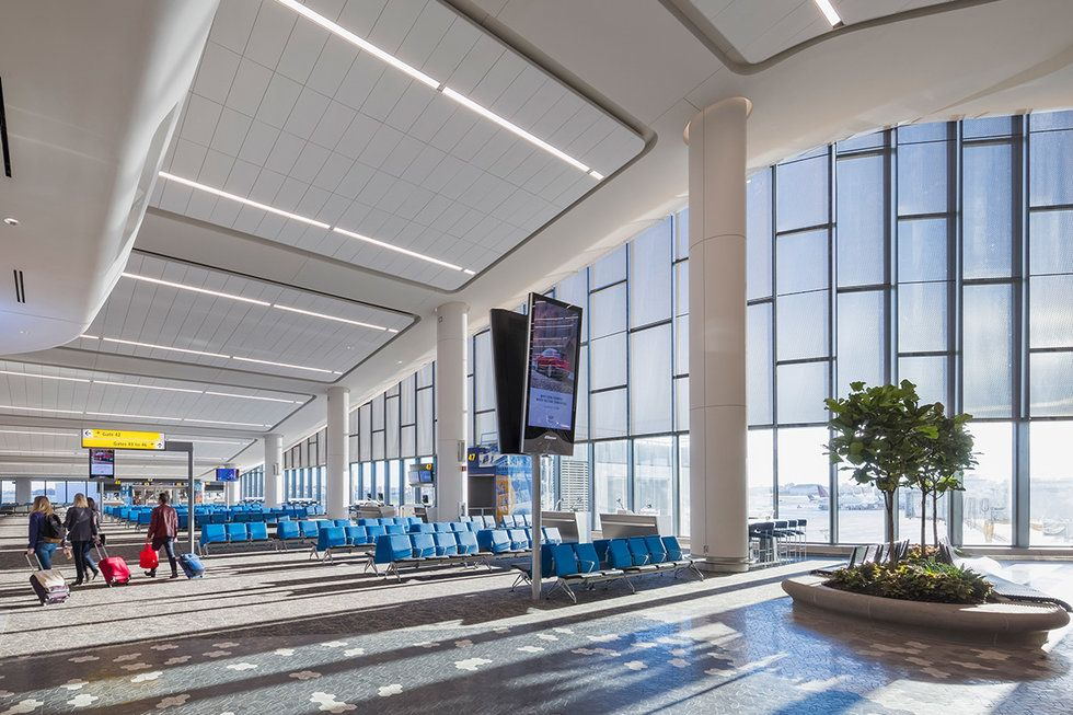 New Space Redefines LGA Terminal Experience - United Hub