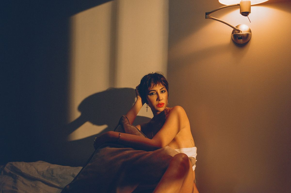 Let Jackie Cruz Be Your Sensual Summer Soundtrack
