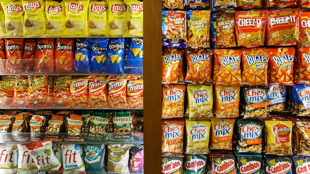 Ultra-Processed Foods Linked to Higher Risk of Heart Disease and Early Death