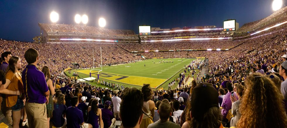 5 Reasons LSU Is Better Than Your State's State School