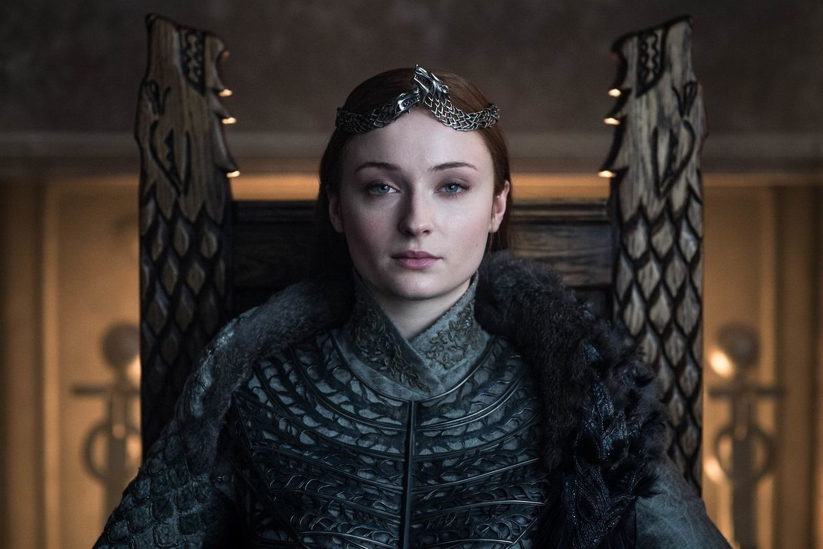 Sophie Turner Addresses Possible Sansa Stark Spin-Off