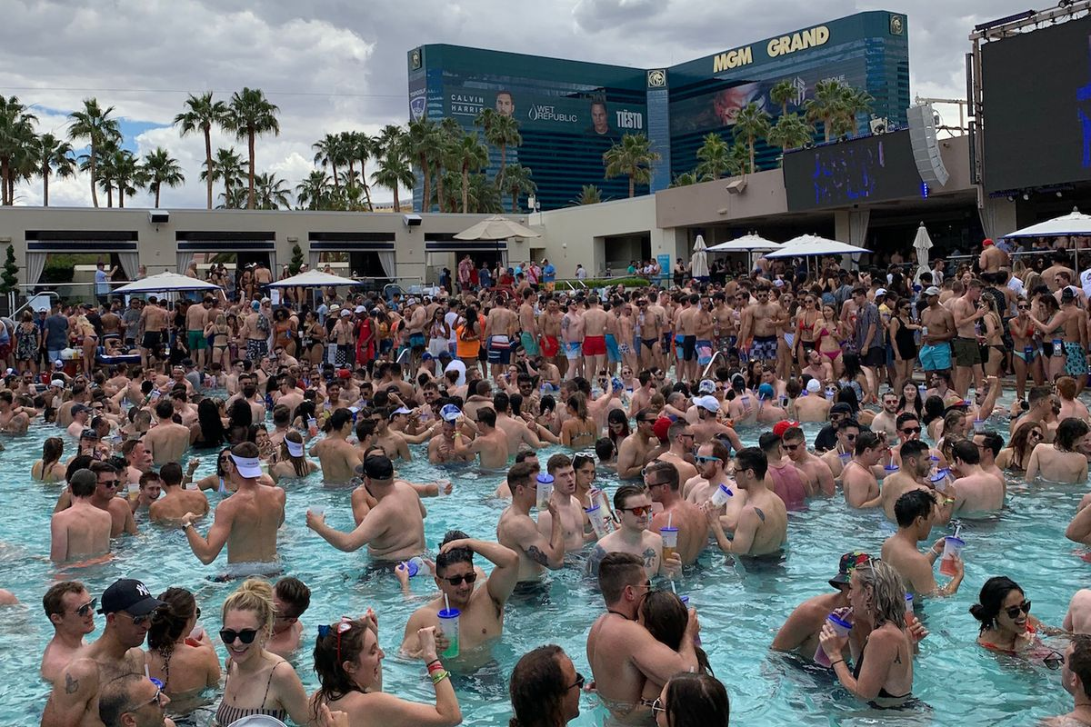 JusCollege Shows a New Generation What Las Vegas Is All About