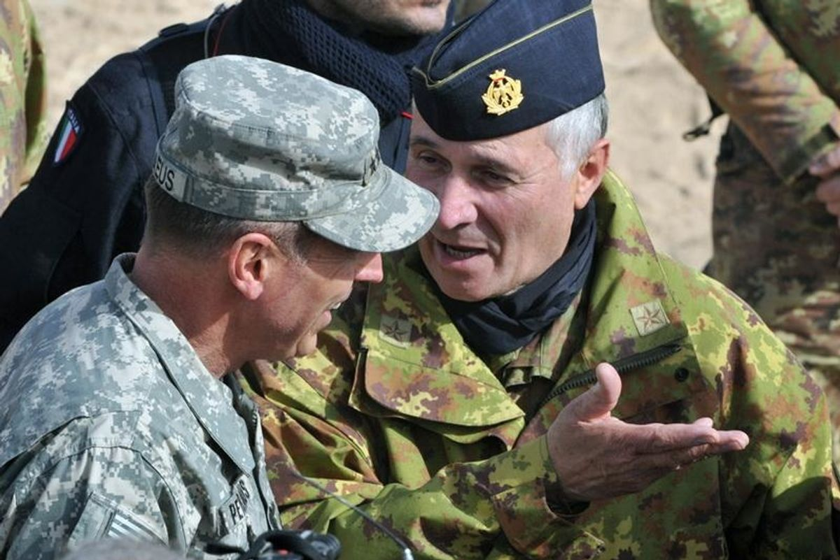 Il generale Camporini non partecipa alla parata del 2 giugno. «Vuoto pacifismo e governo disattento sulla Difesa»
