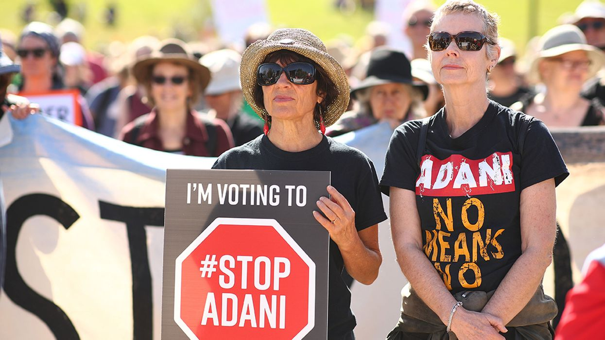 Australia's Controversial Adani Coal Mine Now One Approval Away From Construction