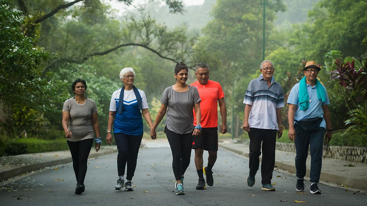 You May Need Less Than 10,000 Steps Per Day to Help You Live Longer, Study Says