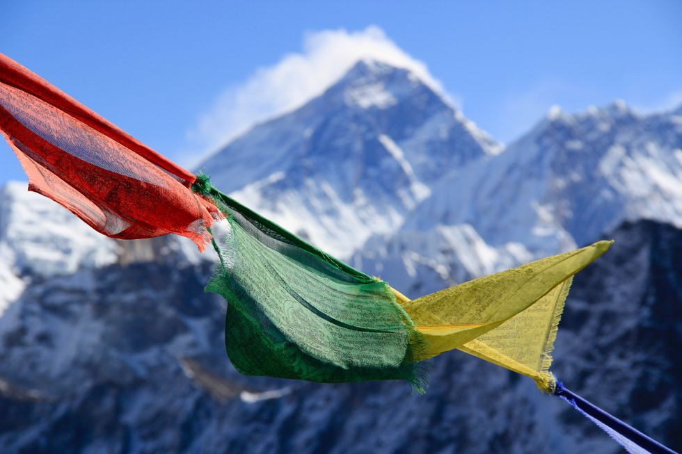 Thrill Seekers, Beware The South Summit Of Mt. Everest