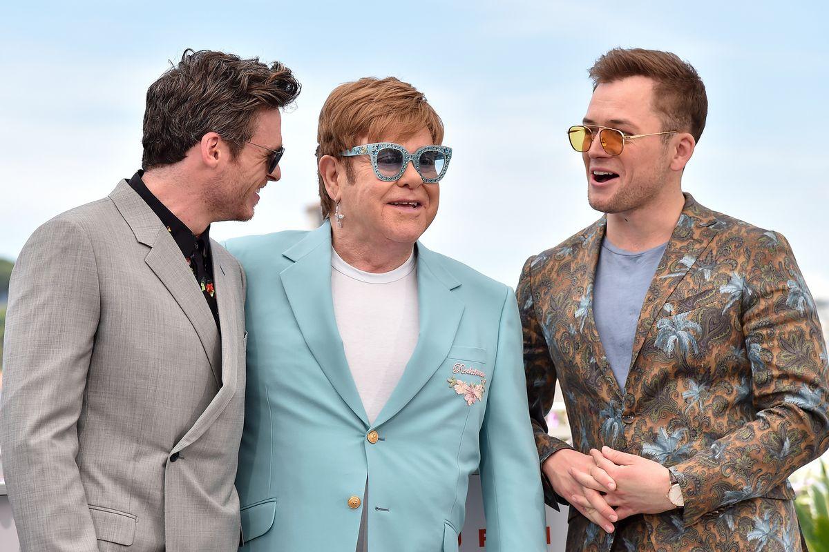 Russia Censors 'Rocketman' Gay Scenes