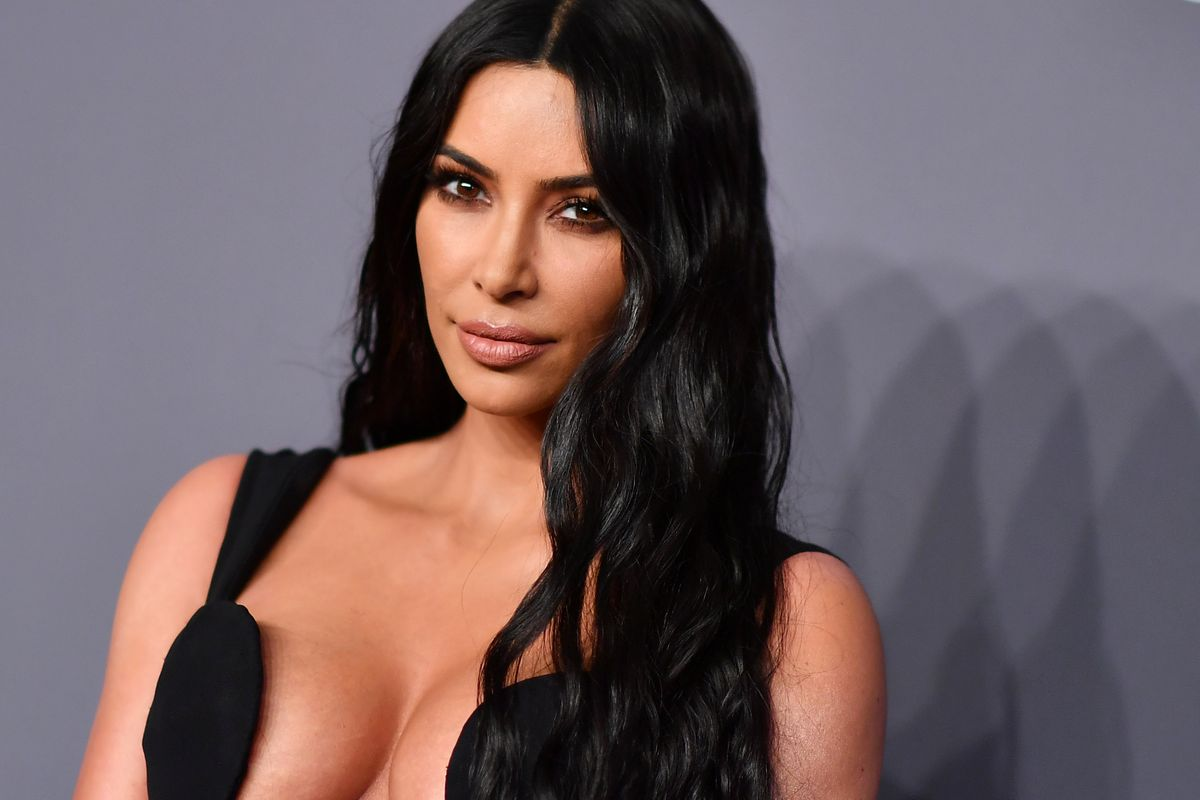Kim Kardashian Goes to San Quentin to Meet Death Row Inmate Kevin Cooper