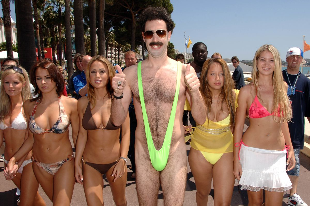 Sacha Baron Cohen Says 'Borat' Led to Kid Rock and Pamela Anderson's Divorce