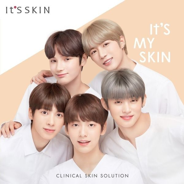 K-Pop Band TXT Is the New Face of It's Skin