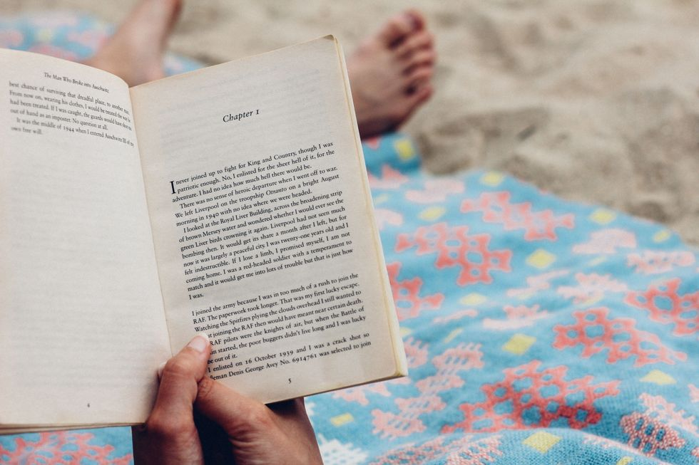 If Worrying About Next Semester Ruined Your Beach Trip, Read This