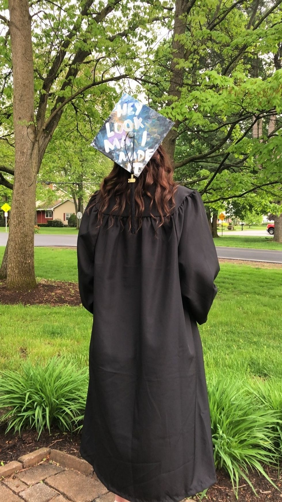 To The College Grad Who Isn't Sure What Her Next Move Is, It's OK
