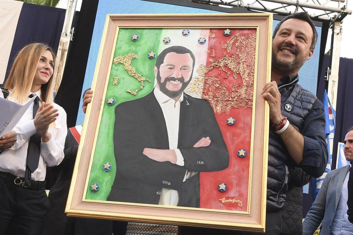Idea Salvini: alle urne con «Prima l'Italia»