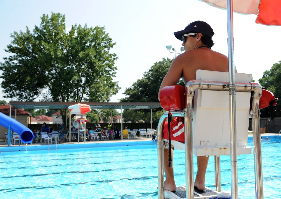 16 Thoughts From A Lifeguard