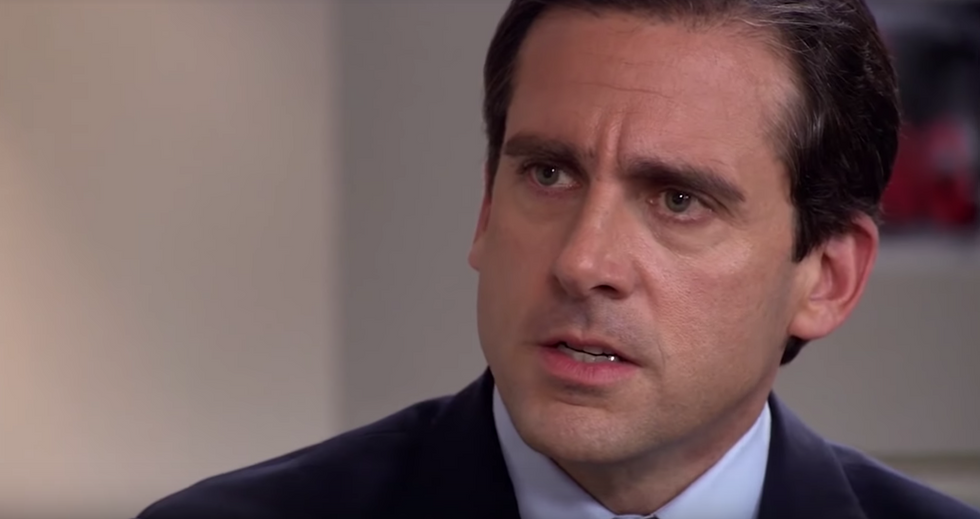 10 Fat Moods During Finals Week As Told By 'The Office'