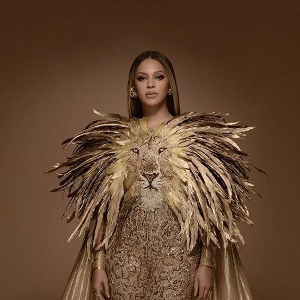 Beyoncé Went Full 'Lion King' for the Wearable Art Gala