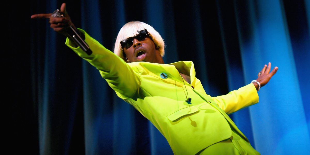 Tyler, the Creator Channels Mary J. Blige at Gov Ball