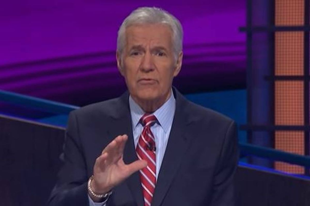 Alex Trebek's 'mind-boggling' cancer update is almost as crazy as what's been happening on 'Jeopardy!'.
