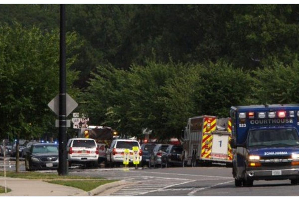 11 people killed in Virginia Beach mass shooting, several others injured. 'Thoughts and prayers' are not enough.