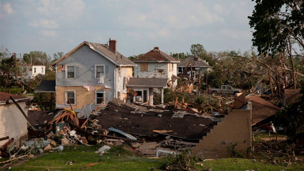 Tornadoes and Climate Change: What Does the Science Say?