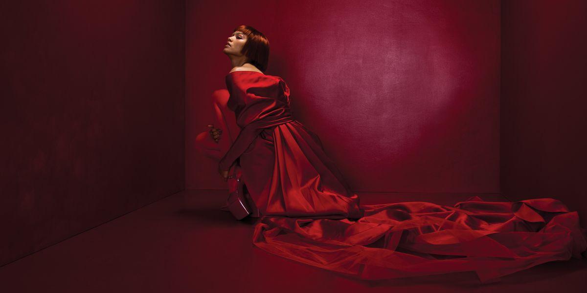 Seeing Red: Zendaya to the Extreme