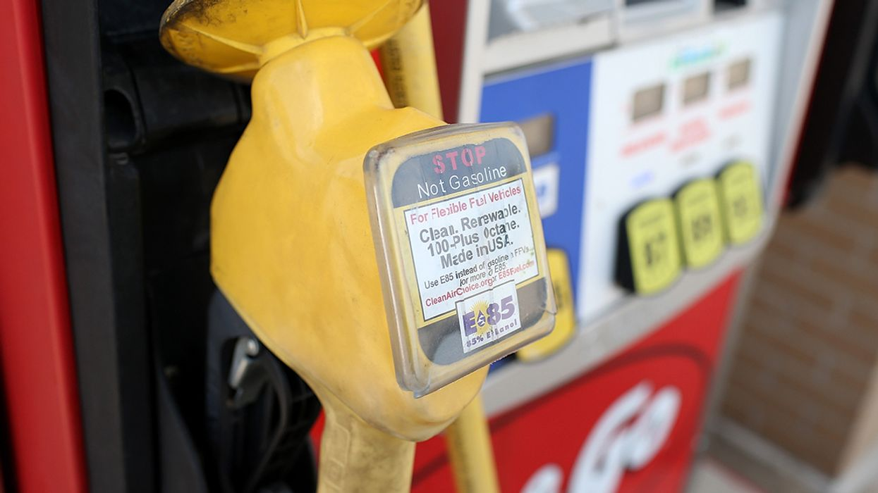 Trump Lifts Summer Ethanol Ban Meant to Prevent Smog