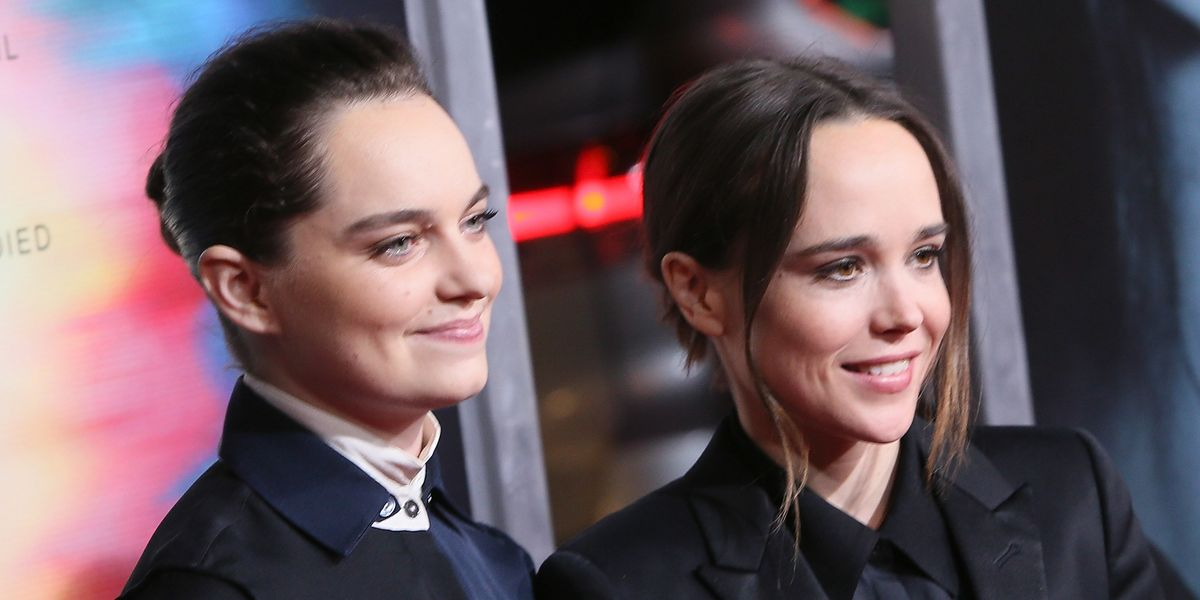 Ellen Page and Emma Portner Do Sexy Stuff on Insta for Pride