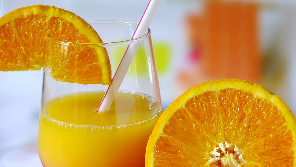 Fruit juice is not healthy. Taxing it will slash American obesity.