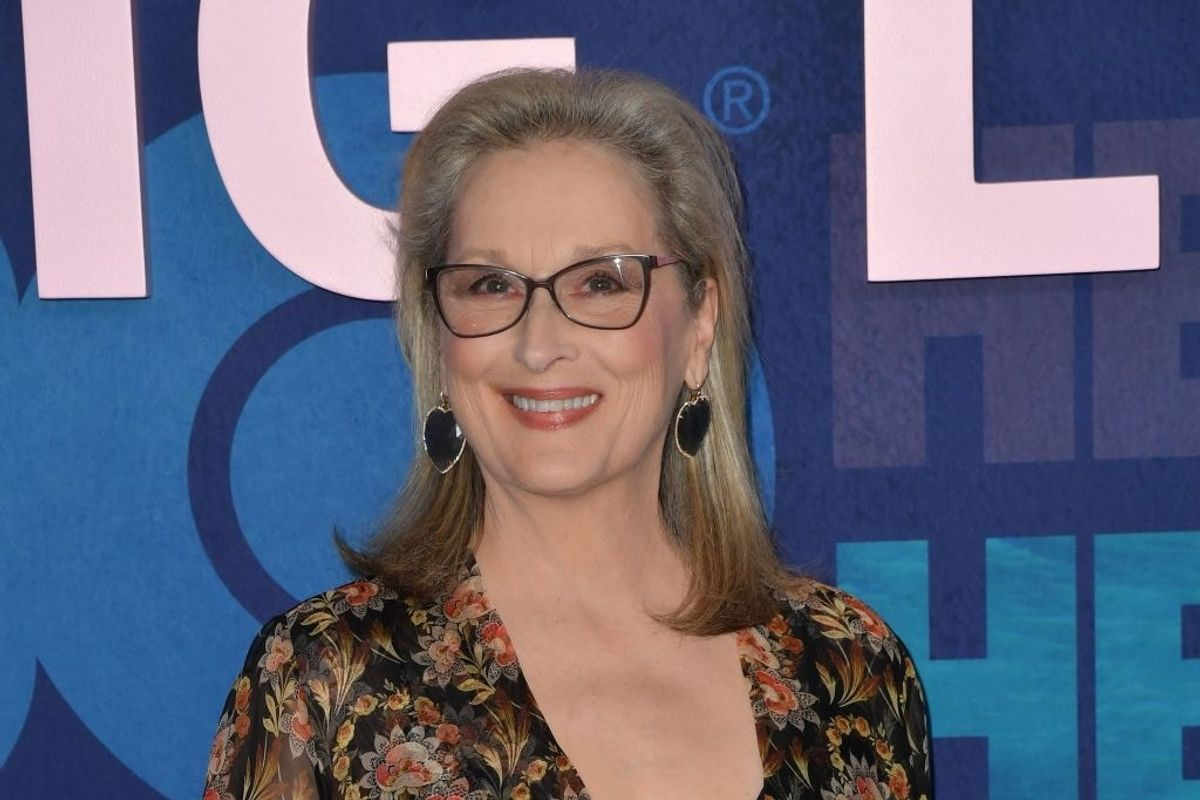 Meryl Streep slams the term 'toxic masculinity.' Does she have a point?