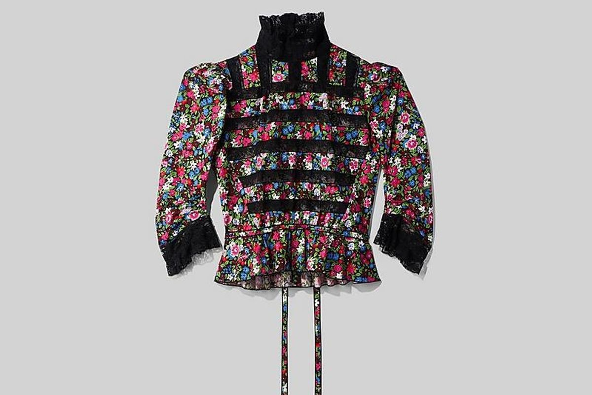 The Victorian Blouse