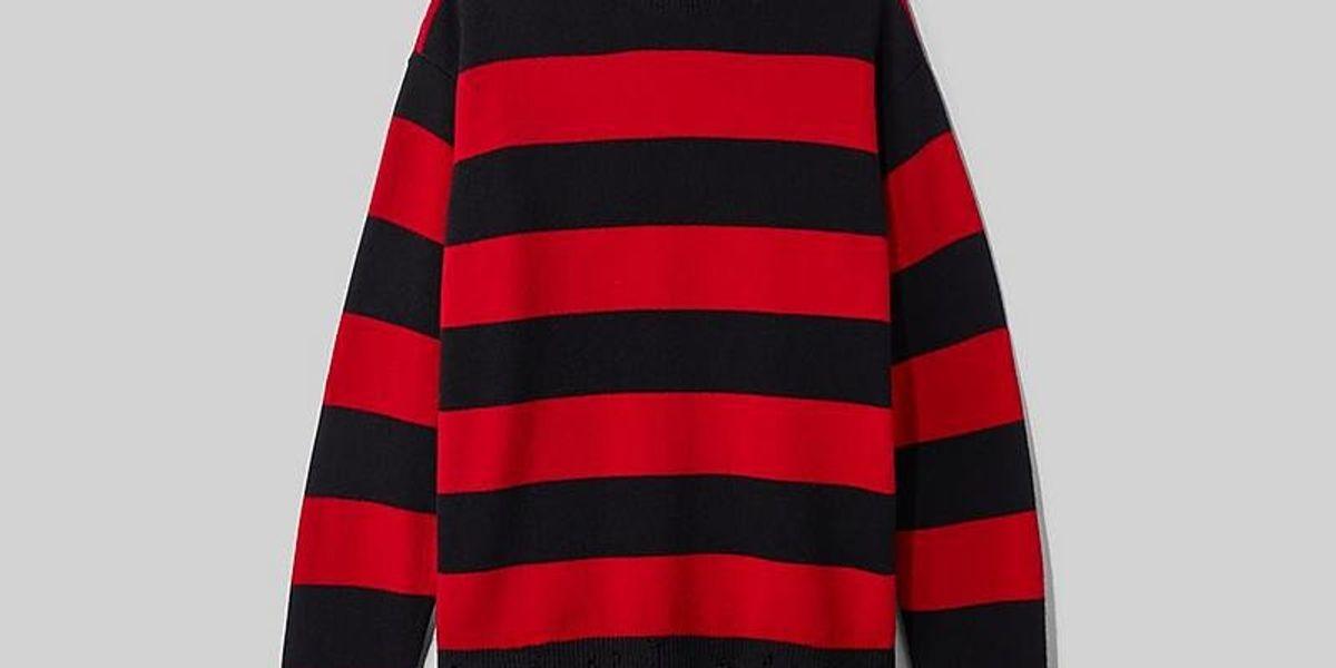 The Grunge Sweater