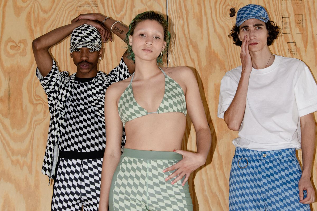 Private Policy Wants to Dress in Checkerboard This Summer