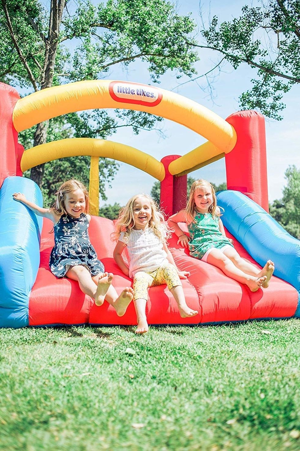 little tikes bounce house on sale