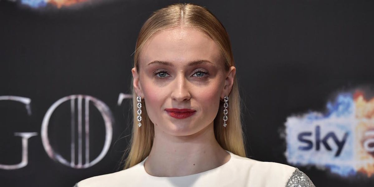 Sophie Turner Wore Chainmail And Nothing Else To The Jonas Brothers Film Premiere