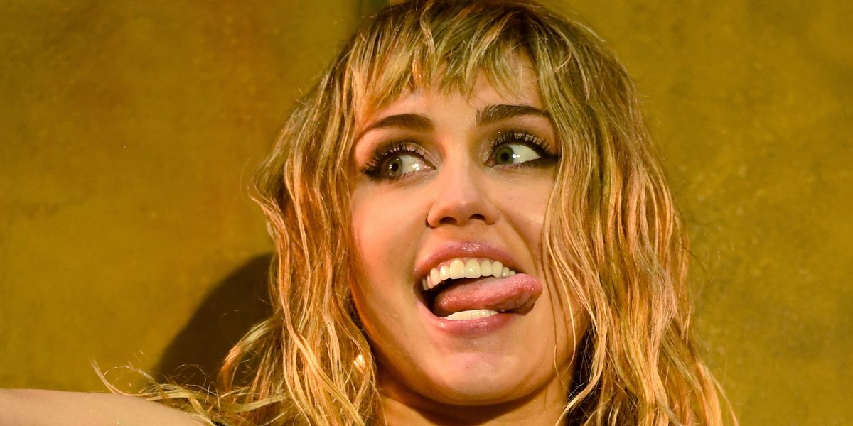 Miley Cyrus' New Merch Includes a $20 'She Is Coming' Condom