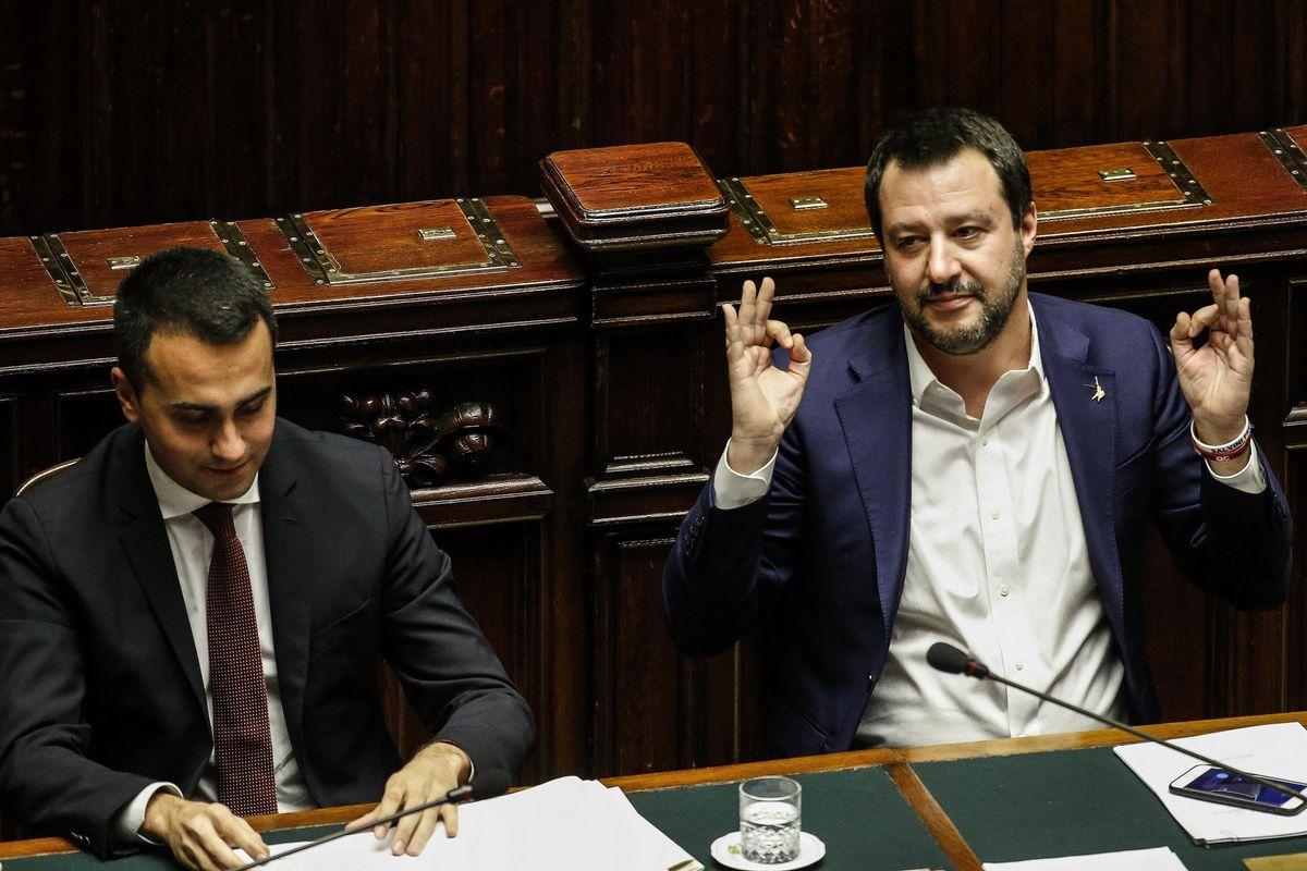 Nasce lo sblocca Salvini