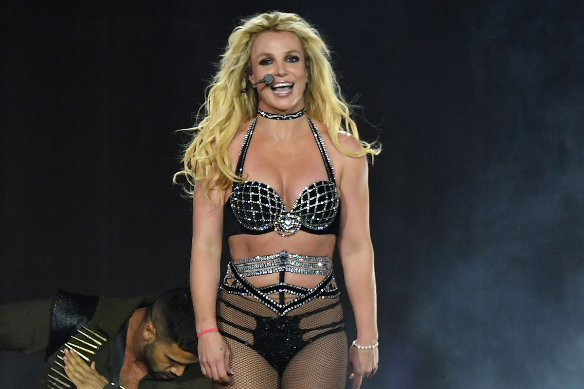 Britney Spears Made Up Choreography for Billie Eilish's 'Bad Guy'