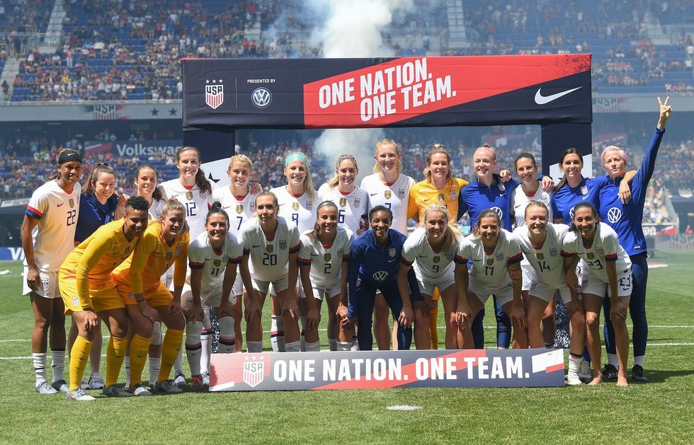 Why You Should Be Excited For the 2019 Women's World Cup