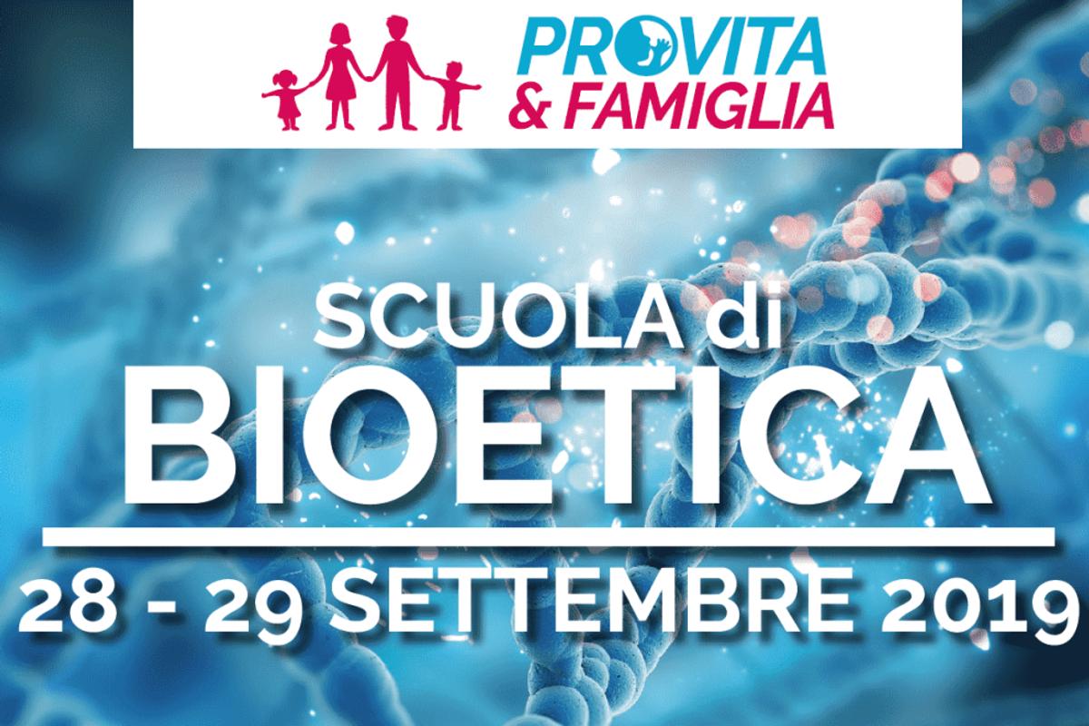 Scuola di bioetica 2019, un fine settimana con esperti in tutte le discipline per approfondire la scienza della vita e della famiglia