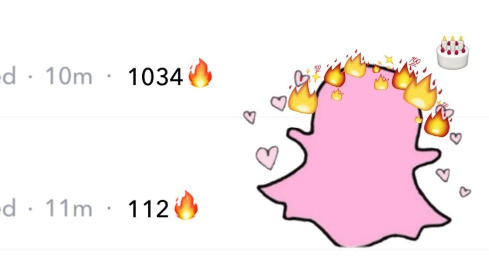 Snapchat Streaks Are The Best Part Of Social Media