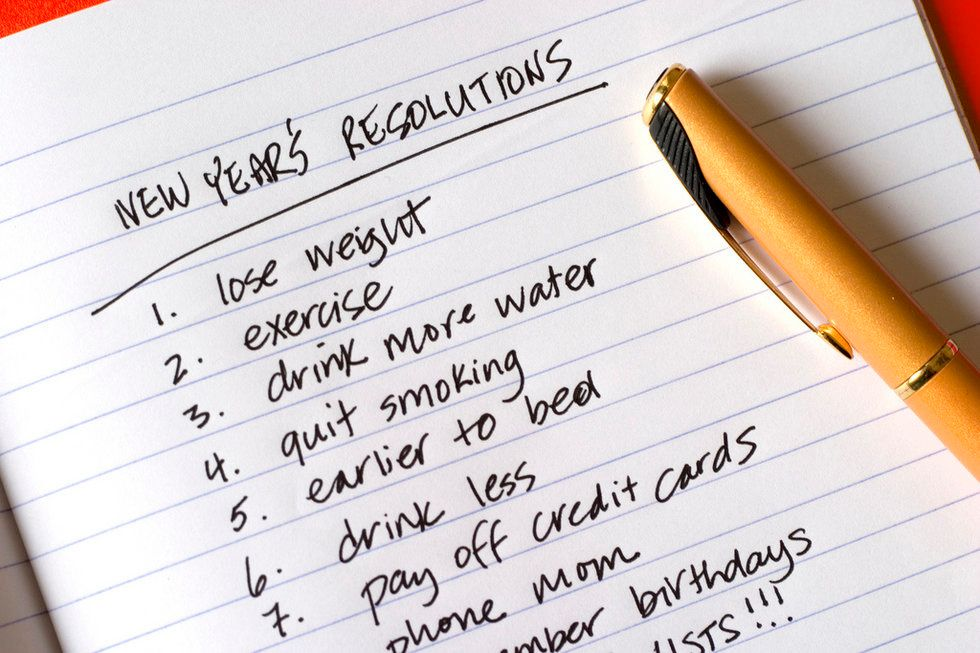 Summer Is A Perfect Time To Fulfill Your New Year's Resolutions