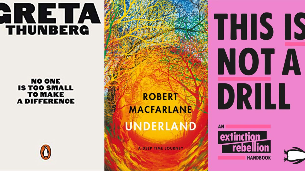 Extinction Risk and Rebellion: 15 Environmental Books Coming in June