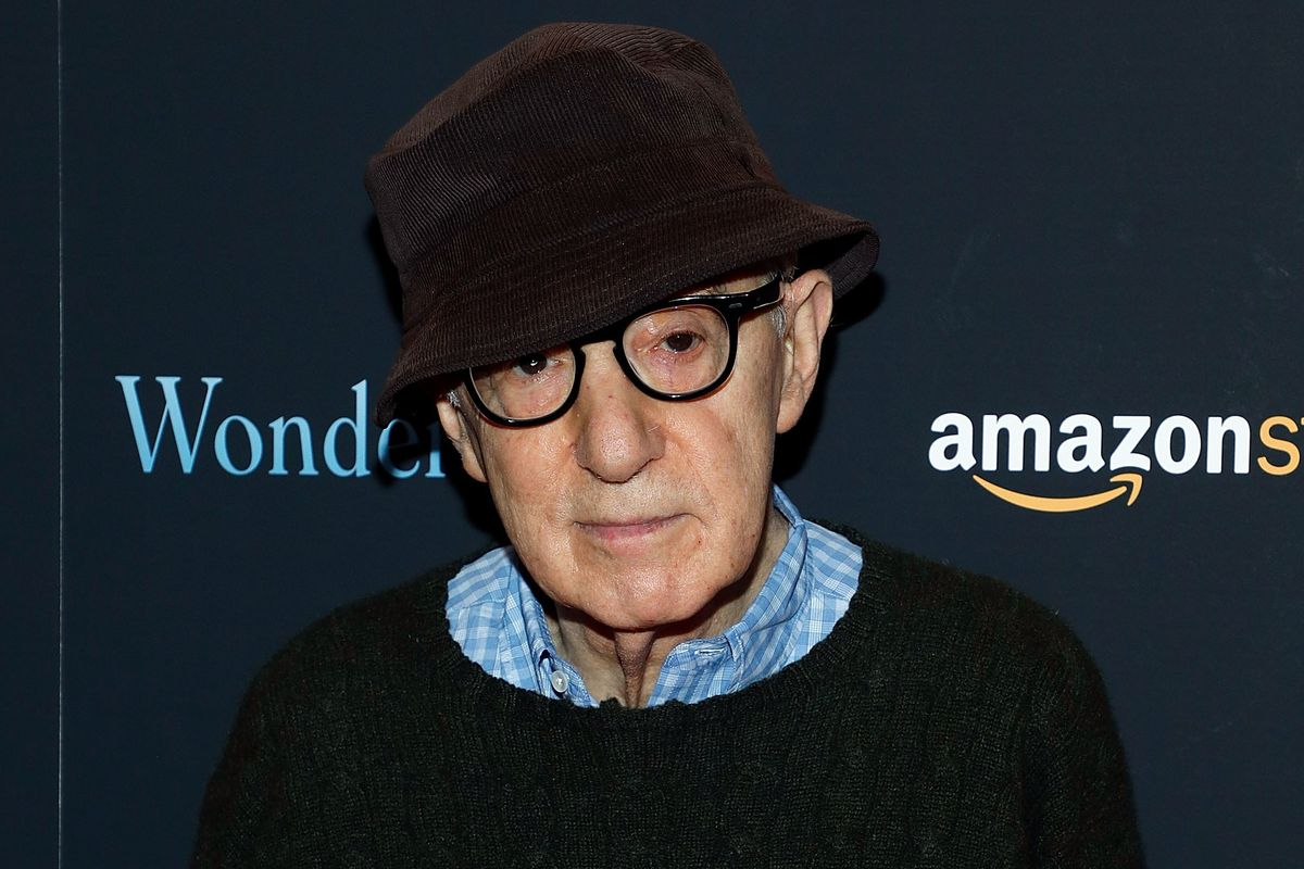 Is Hollywood Finally Divesting From Woody Allen?
