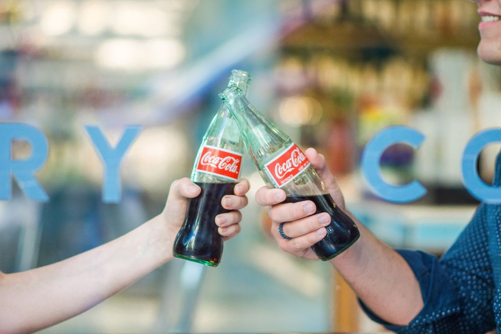 I'm Never Drinking Coke Again, And If You Support Women's Rights, I Hope You'll Do The Same