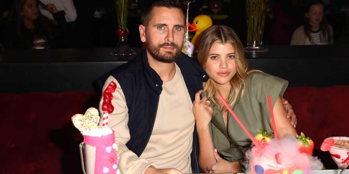 Scott Disick and Sofia Richie Are Reportedly Talking Marriage