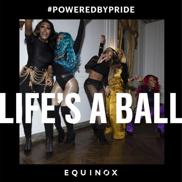Ballroom Legends Star in Equinox's New Pride Campaign