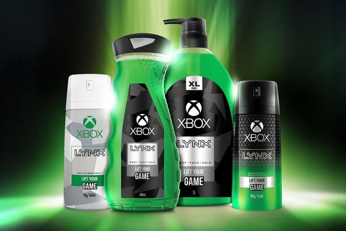 An Xbox Body Wash Is Here to Save Smelly Gamer Bros