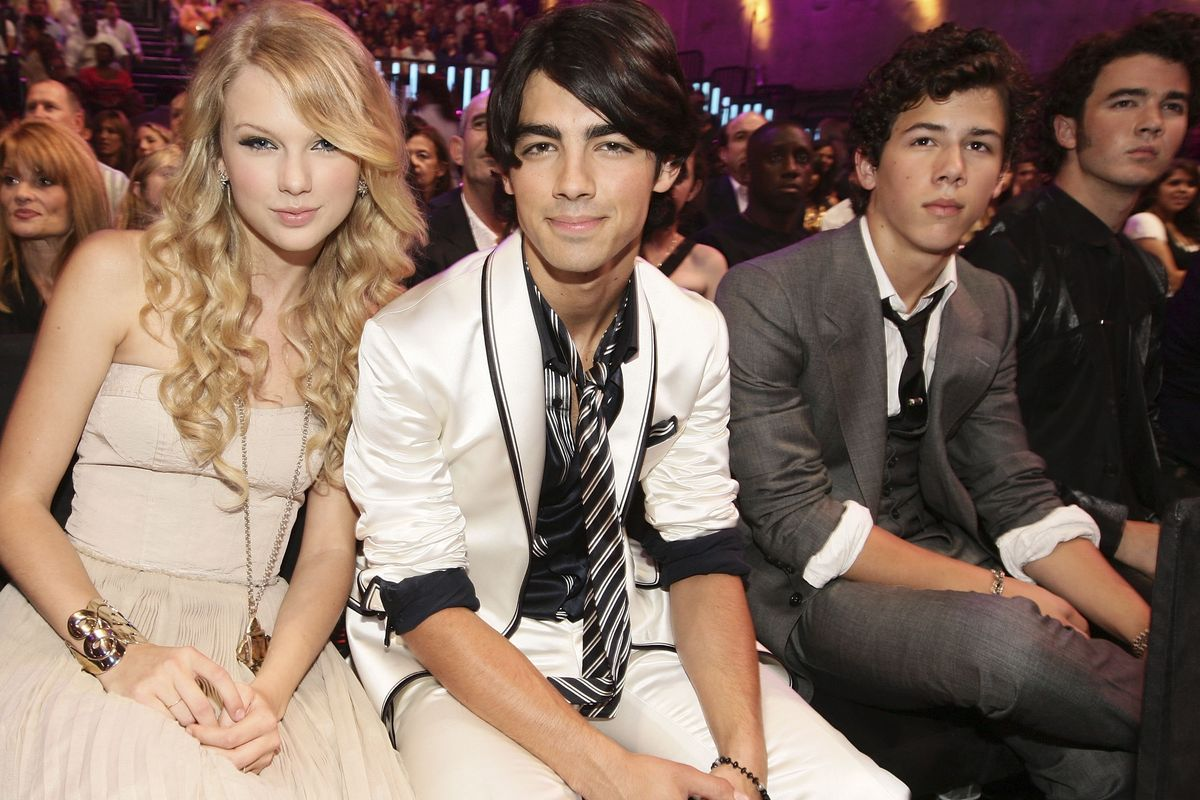 Taylor Swift and Joe Jonas Are Cool Now